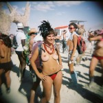 critical tits burning man