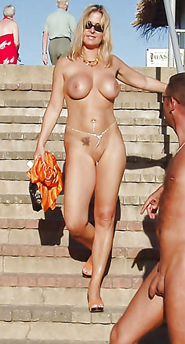 Cap Dagde Nude 1  Nudist Swinger Swingers Club List-3757